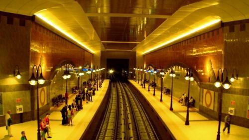 The big city - underground